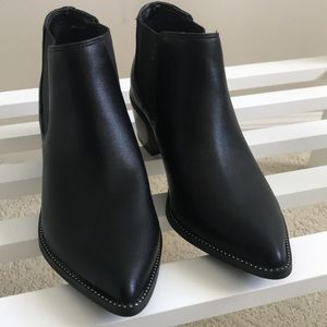 American Eagle Outfitters Studded Booties